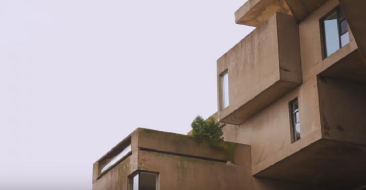 L'un des doyens d'Habitat 67 vous offre un tour exclusif de sa propriété (vidéo)