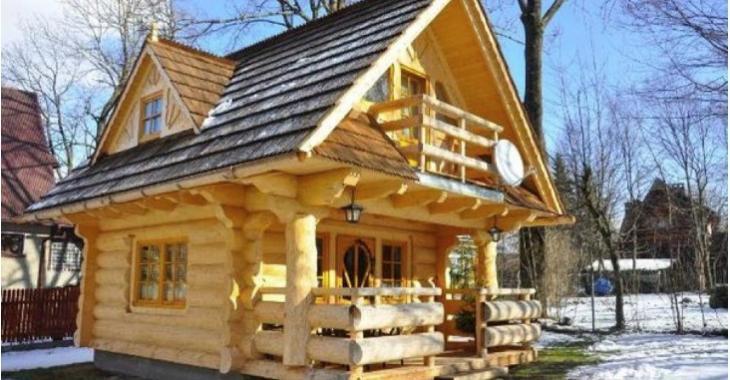 On vivrait dans un mini-chalet comme celui-ci n'importe quand, et vous?