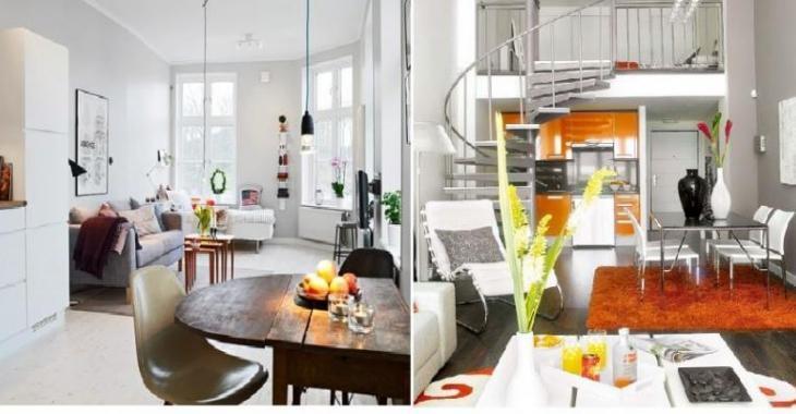 Vivre avec style dans une seule pièce, c\'est possible! 20 décors ...