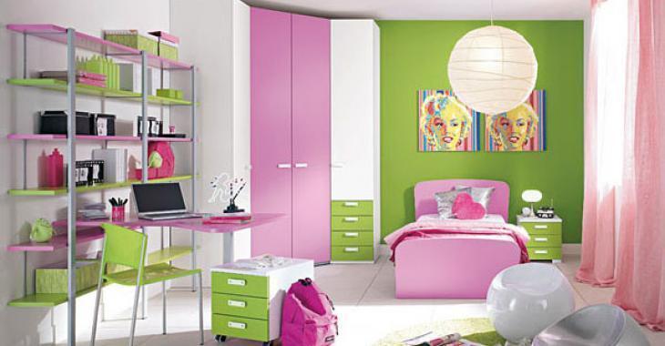 En panne d\'inspiration? 10 décors colorés fantastiques pour chambre ...