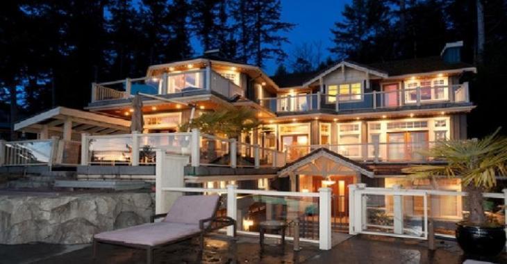 Au Canada, une maison est en vente pour 4.5 millions de dollars ...