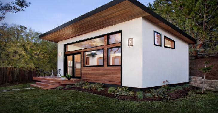 Après Les Meubles à Monter Du0027Ikea, Voici La Maison Qui Vient En 64