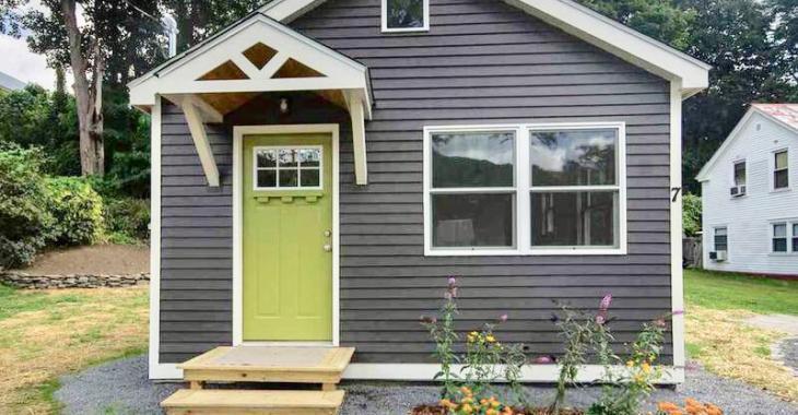 Vous ne devinerez jamais le prix de vente de ces petites maisons!