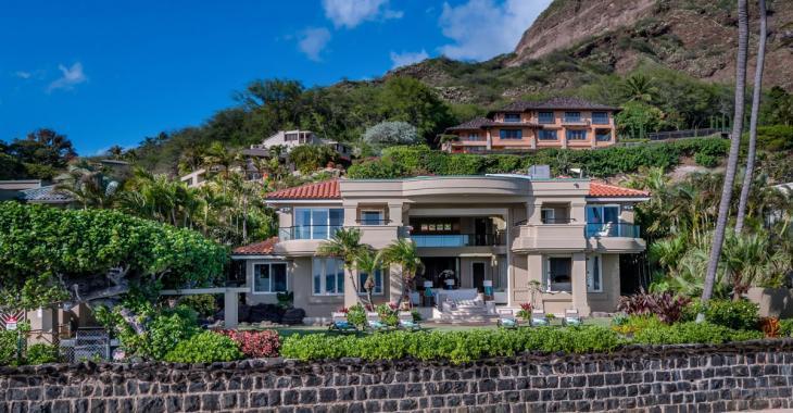 Je passerais bien mes vacances dans cette résidence et vous?
