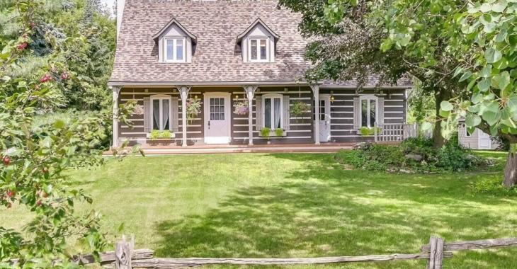 Superbe maison de campagne à vendre!