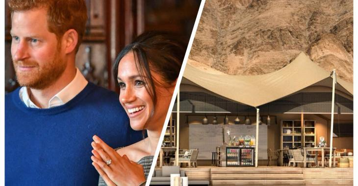 Les rumeurs veulent que le prince Harry et sa femme Meghan visitent cet endroit pour leur voyage de noces.