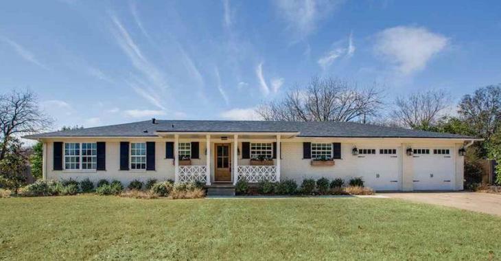 Cette maison, qui a été transformée par Chip et Joanna Gaines, est maintenant à vendre!