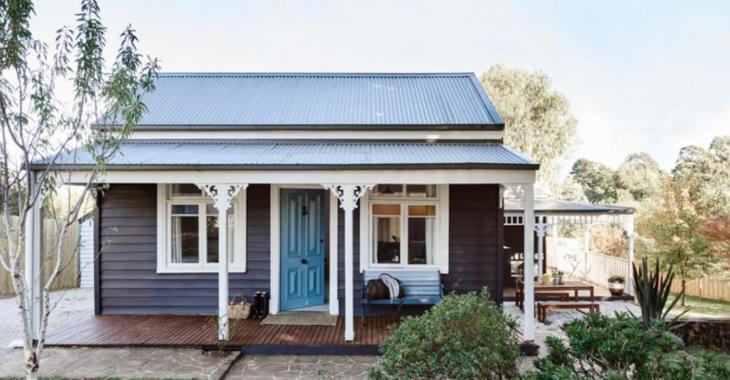Il existe des petites maisons qui ont un intérieur fabuleux, celle-ci ne fait pas exception à la règle!