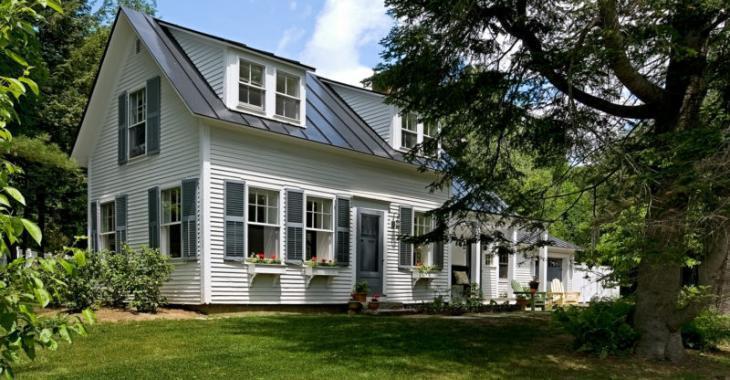 Comment trouvez-vous la rénovation de cette maison ancestrale de 1820?