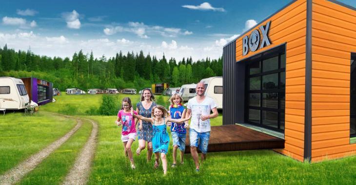 Connaissez-vous les mini-maisons Cool Box?