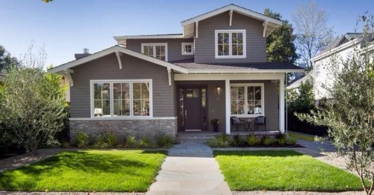 Aimez-vous les maisons de style Craftsman?