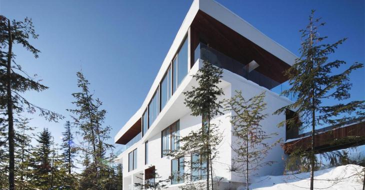 Cette maison de Charlevoix fait partie des résidences les plus prestigieuses à vendre au Québec.