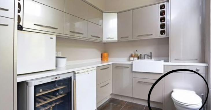 Horreurs de la construction, aménagements de cuisines manquées ; les photos suivantes nous laissent bouche bée!