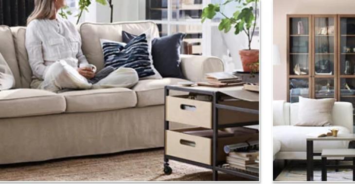 Jusqu'au 9 juillet, profitez de rabais allant jusqu'à 50% chez IKEA!