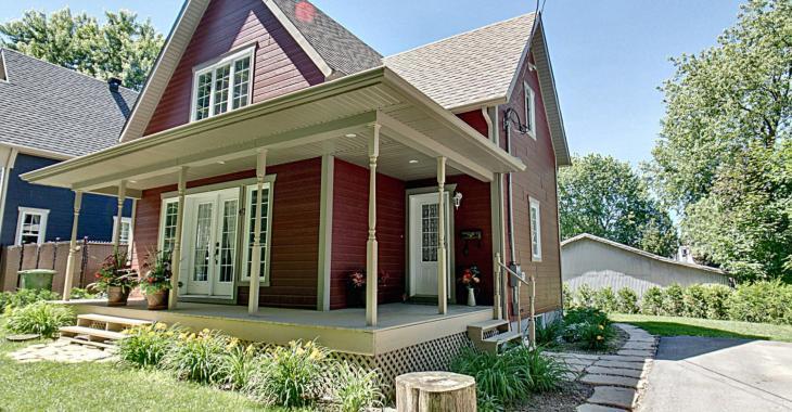 Que pensez-vous de cette maison à vendre de 263 000 $?