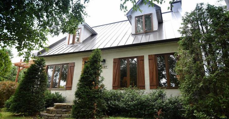 Cherchez-vous une maison à vendre qui a un cachet différent?