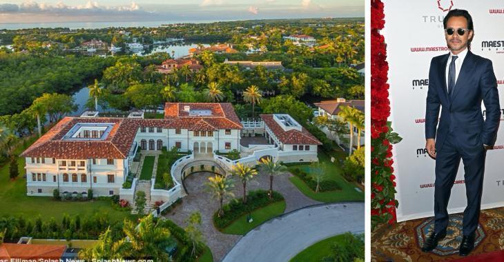 Cette incroyable résidence de 19 millions de dollars a été achetée par l'ex-conjoint de Jennifer Lopez.