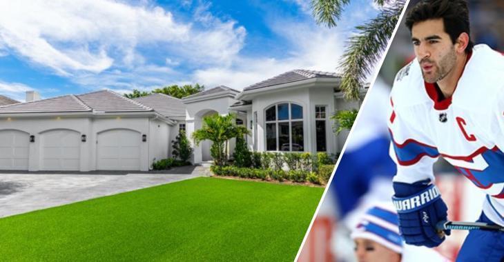 Max Pacioretty vend sa maison de Floride!