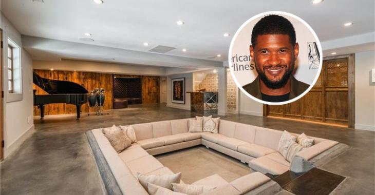 Usher a finalement vendu la première résidence qu'il avait achetée à 20 ans.
