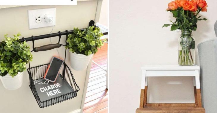 Les gens ne manquent vraiment pas d'imagination pour transformer leurs meubles et accessoires de chez IKEA.