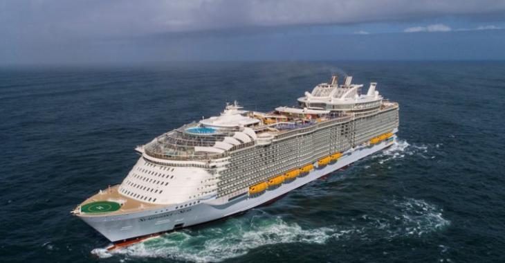 Visitez le plus gros bateau de croisière au monde!