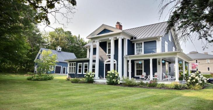 Ravissante maison ancestrale de 1853 à vendre.