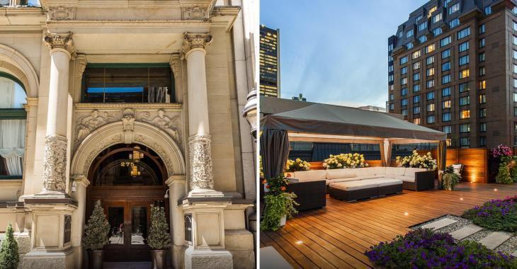 Visitez le penthouse à vendre du conjoint de Pauline Marois.
