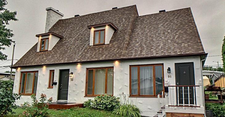 Cherchez-vous une maison intergénérationnelle à vendre?