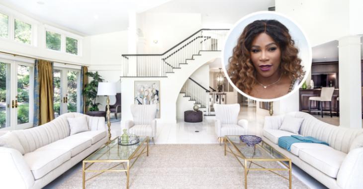 Serena Williams n'arrive pas à vendre sa maison et descend son prix de vente de 2 millions de dollars.