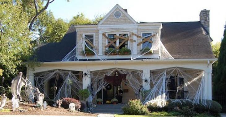 L'Halloween approche à grands pas; décorez-vous votre maison?