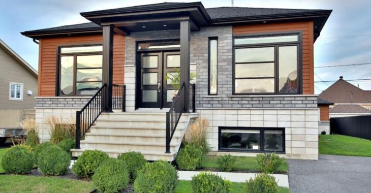 Magnifique maison contemporaine à vendre!