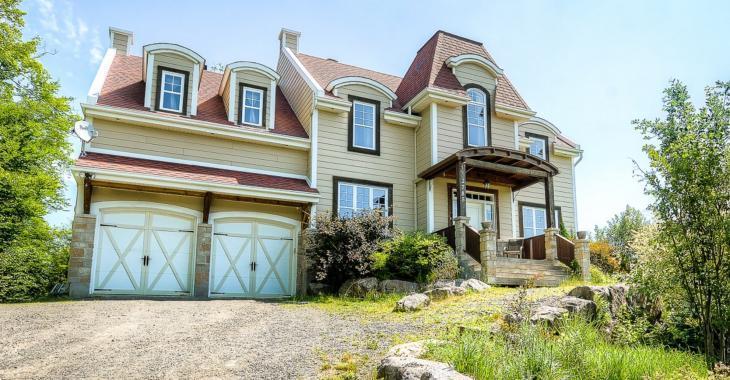 Le prix de cette maison à vendre vient de baisser de 30 000 $.