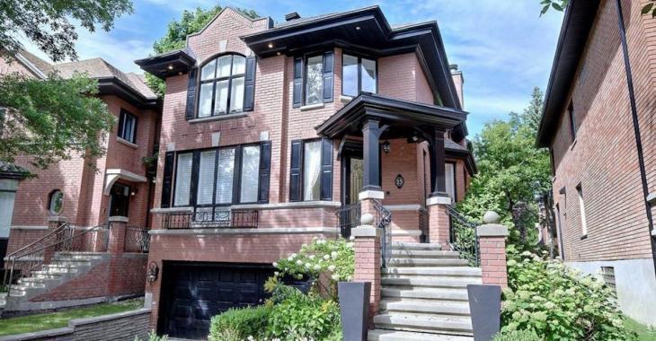 Jean Airoldi met en vente sa luxueuse maison de L'Île-des-Sœurs pour la somme de 1 885 000$