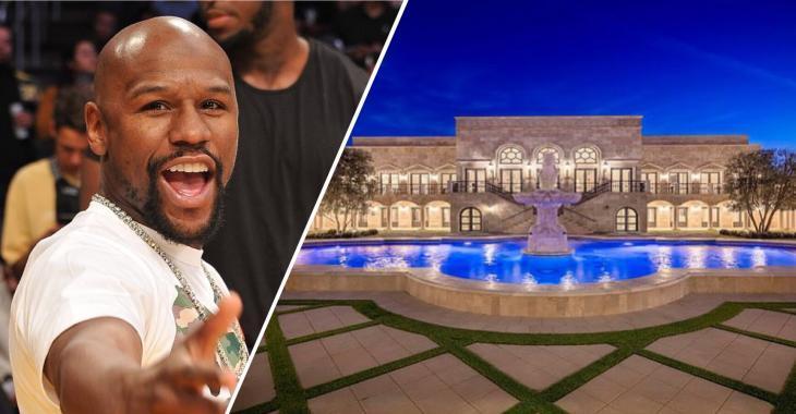 Ce palais appartient au sportif le mieux payé de la planète!