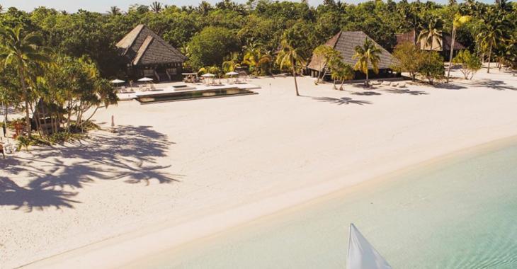 Pour 1,5 million de dollars, vous pouvez louer l'île privée de Guy Laliberté pour une semaine!
