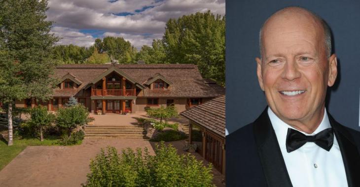 Après 7 ans sur le marché immobilier, Bruce Willis a finalement vendu son domaine de 20 acres!