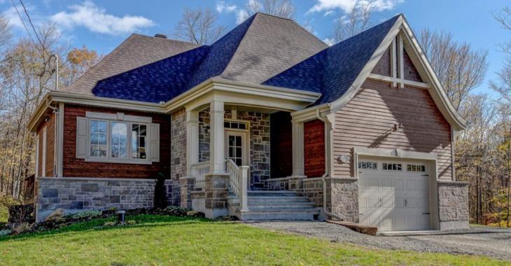 Superbe maison clés en main à vendre!