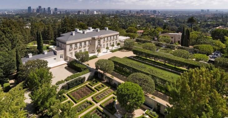 Voici la maison à vendre la plus dispendieuse des États-Unis!