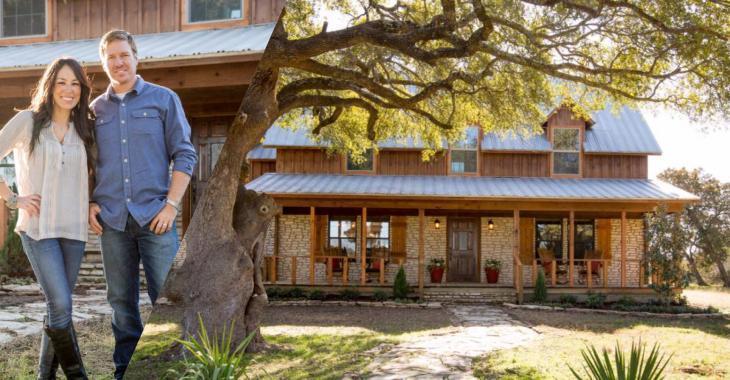 Voyez comment Chip et Joanna Gaines ont transformé cette vieille maison de campagne.