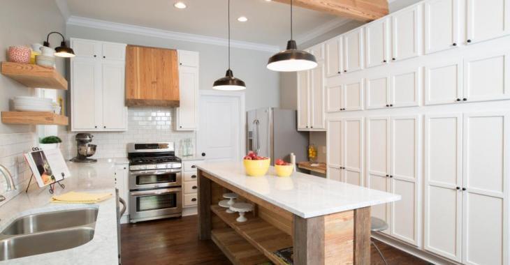 Voyez comment ces cuisines ont été transformées.