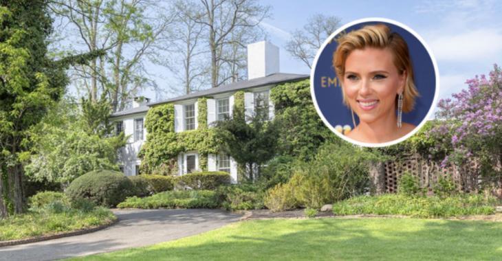 Voici la toute dernière acquisition de Scarlett Johansson