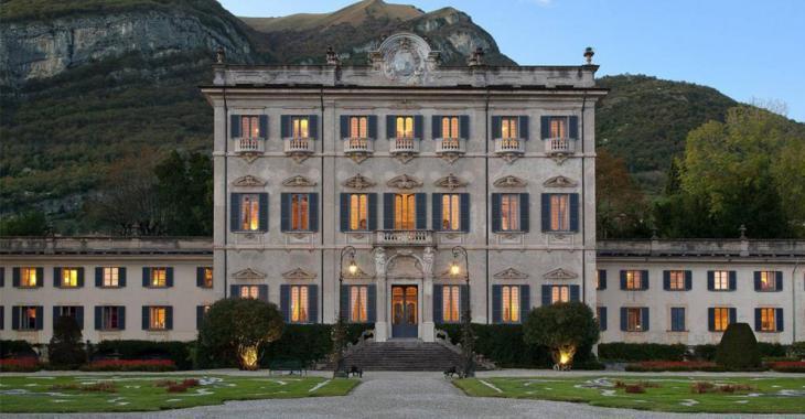 Voici votre chance de visiter une villa d'Italie construite au 16e siècle.