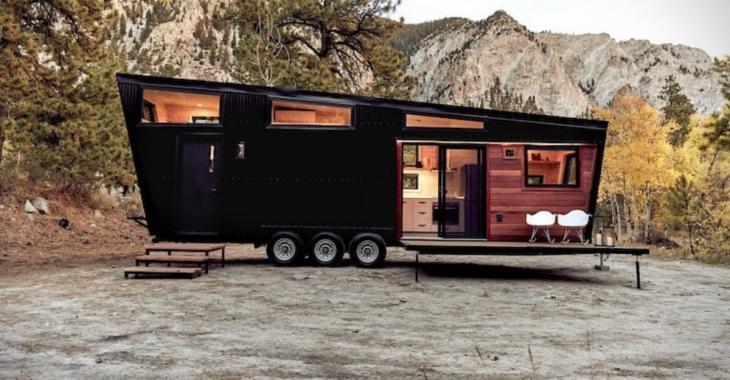 Cette caravane luxueuse est différente de tout ce que vous avez jamais vu