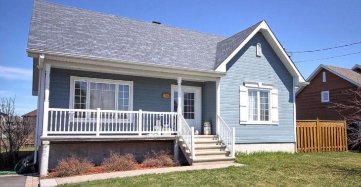 Sympathique bungalow à vendre de 279 000 $.