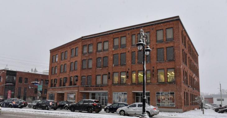Magnifique loft urbain à vendre
