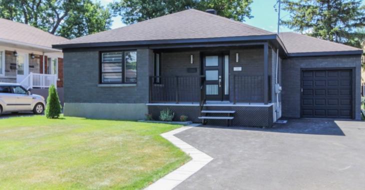 Cette maison à vendre ne restera pas longtemps sur le marché immobilier