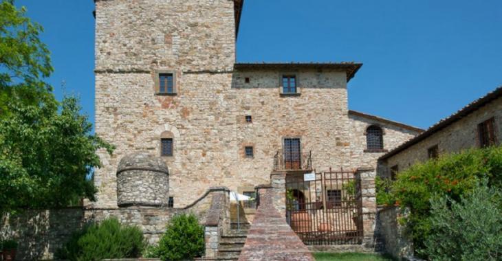 Découvrez à quoi ressemble l'intérieur de cette villa de 469 ans située en Toscane