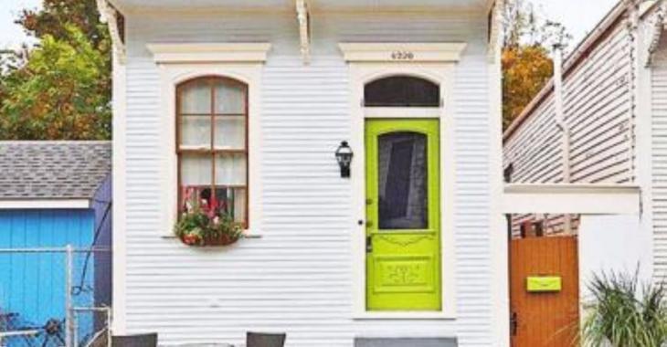 Voici votre chance de visiter l'intérieur de ces fameuses petites maisons de la Louisiane