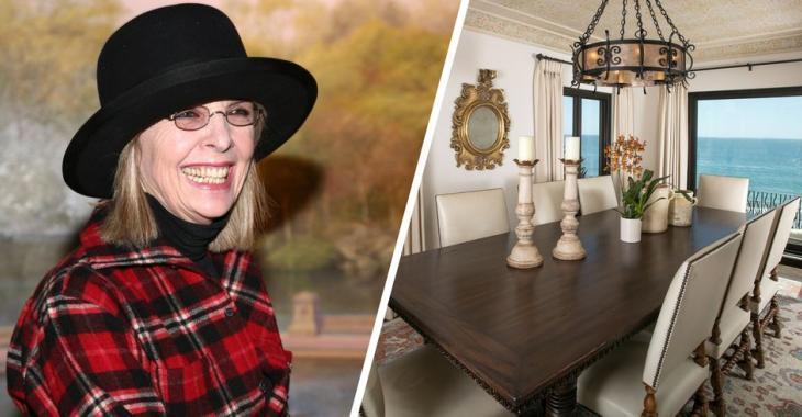 Découvrez l'intérieur de cette résidence qui a appartenu à l'actrice Diane Keaton