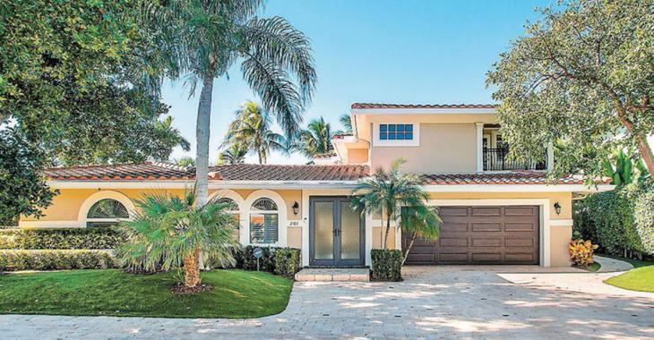 Éric Salvail a mis en vente ses deux propriétés de Floride